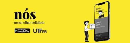 Equipe da UTFPR lança app de doações