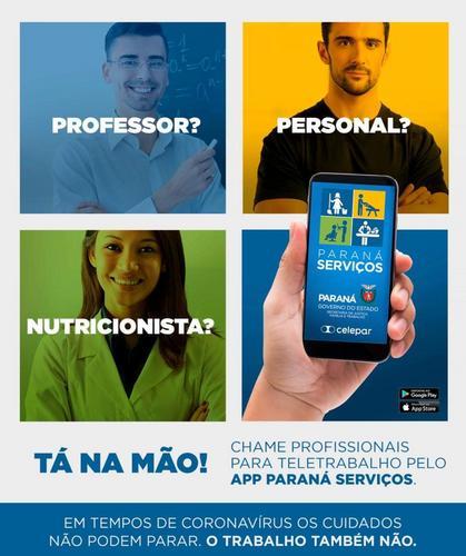 Aplicativo conecta prestadores de serviços a contratantes